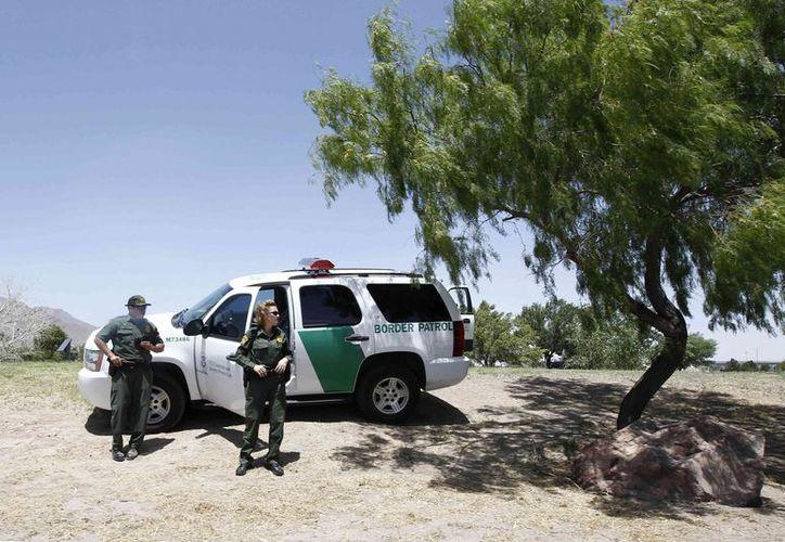 Las autoridades mexicanas solicitaron investigar la muerte de un joven a manos de la patrulla fronteriza. (Reuters)