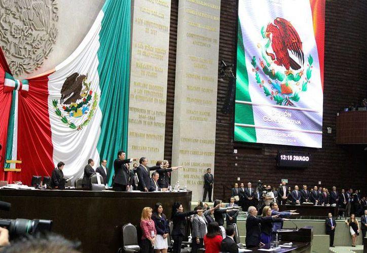 Los diputados 'se repartirán' este martes las comisiones legislativas, anunció Jorge Carlos Ramírez Marín, vicecoordinador del PRI. La imagen es de contexto. (NTX/Archivo)
