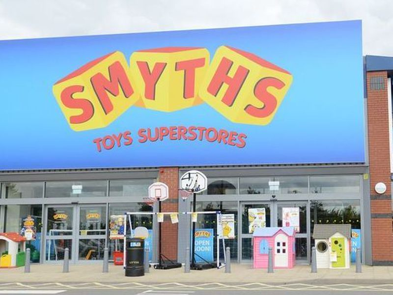 Smyths Toys has reached a deal to take over stores in Germany, Austria and Switzerland. (Internet)