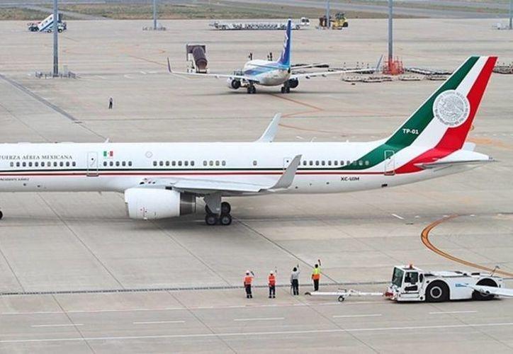 La llegada de Enrique Peña Nieto al Aeropuerto Internacional 'José Martí' de La Habana está programada a las 17:00 horas tiempo local. (Archivo/Agencias)