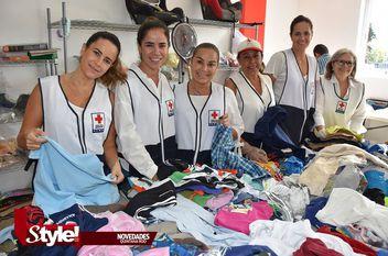Bazar navideño de la Cruz Roja Cancún