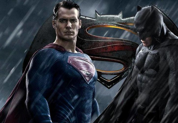 La película Batman vs Superman: el origen de la justicia fue la más taquillera en la semana reciente. (telegraph.co.uk)