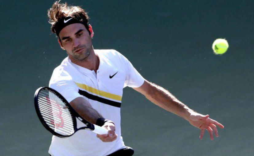 Federer es cinco veces ganador de este torneo. (marca.com)