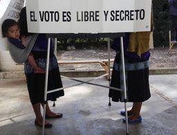 Por ataque a balazos, suspenden elección en Chiapas