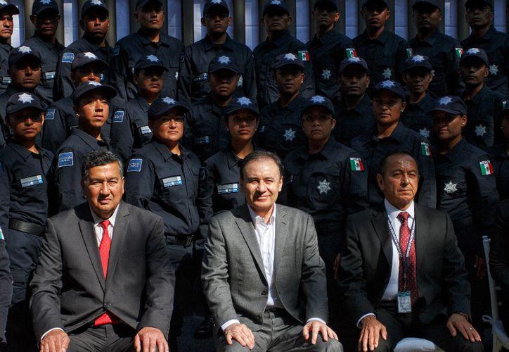 El secretario de Seguridad, señaló que los agentes se desplazaran a los focos rojos de violencia. (La Jornada)