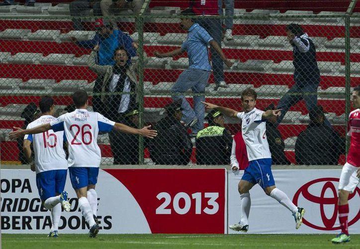 Alonso, quien fue abucheado en la Bombonera, puso cifras definitivas al 57. (Foto: Agencias)