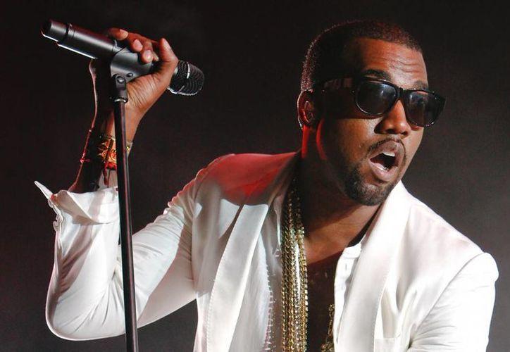 Kanye West, de 37 años, se había mostrado impaciente por el lanzamiento de su álbum. (AP/Archivo)