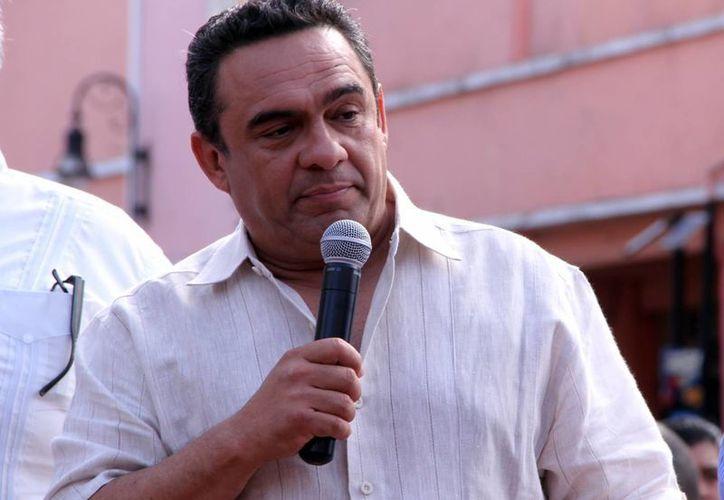 Raymundo Vargas León, del Patronato del Centro Histórico. (José Acosta/SIPSE)
