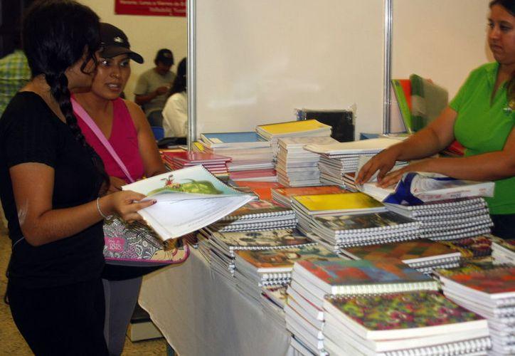 Profeco realiza los preparativos para este evento, en la Canacome. (Foto: Milenio Novedades)