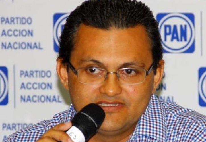 Gerardo Bolio: los recursos millonarios que obtenga el Ayuntamiento se aplicarán a servicios públicos. (SIPSE/Archivo)