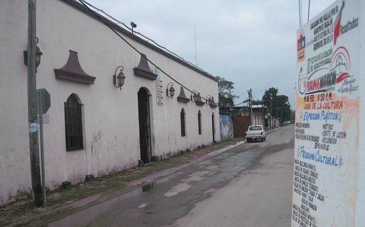 Plantearon montar espectáculos callejeros en las 11 colonias de la ciudad. (Javier Ortíz/ SIPSE)