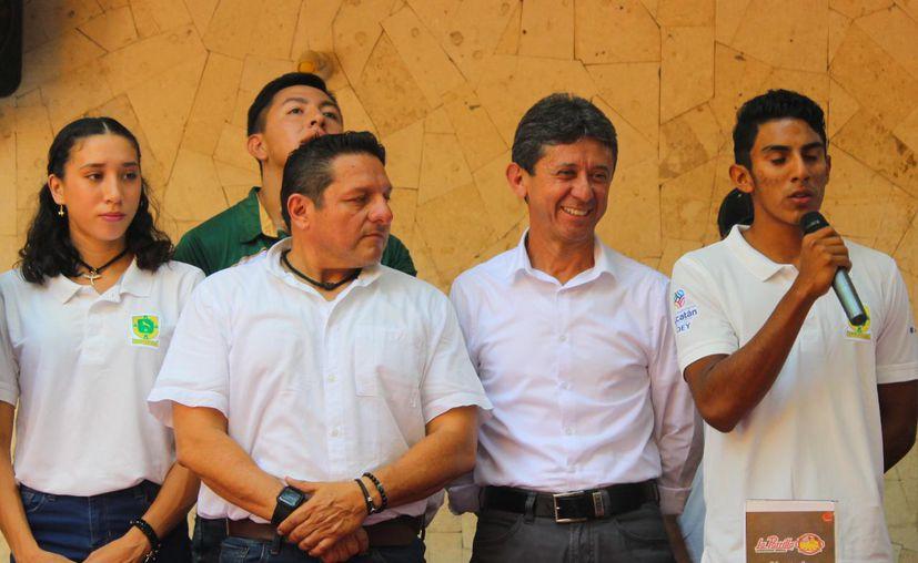 Prometen esforzarse. (Foto:Novedades Yucatán)
