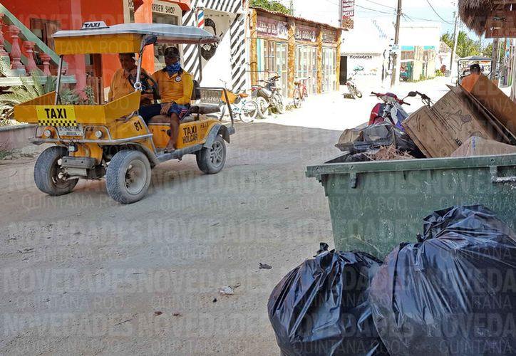 Se necesitan más recursos para la recolecta y disposición final de la basura. (Ivette Ycos/SIPSE)