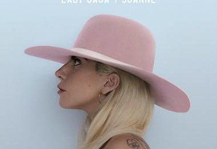 Esta es la portada de ''Joanne', el nuevo álbum de Lady Gaga (Foto tomada de jenesaispop.com)
