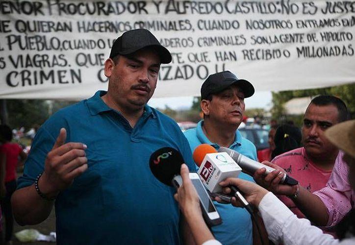 Luis Antonio Torres y nueve personas de su grupo recibieron auto de formal prisión por homicidio calificado. (Excélsior)