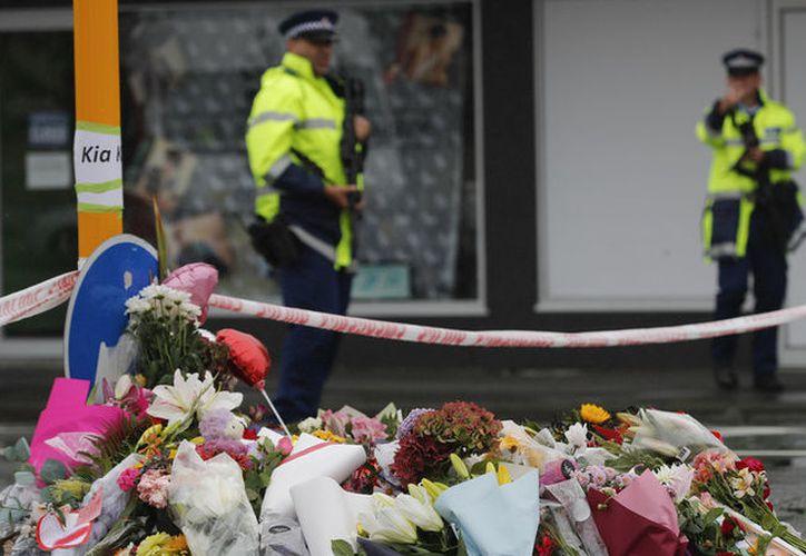 Siete personas fueron asesinadas en el centro islámico de Linwood por Brenton Tarrant. (Foto: AP)