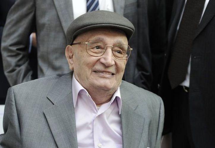 El actor tenía 90 años. (telecinco.es)