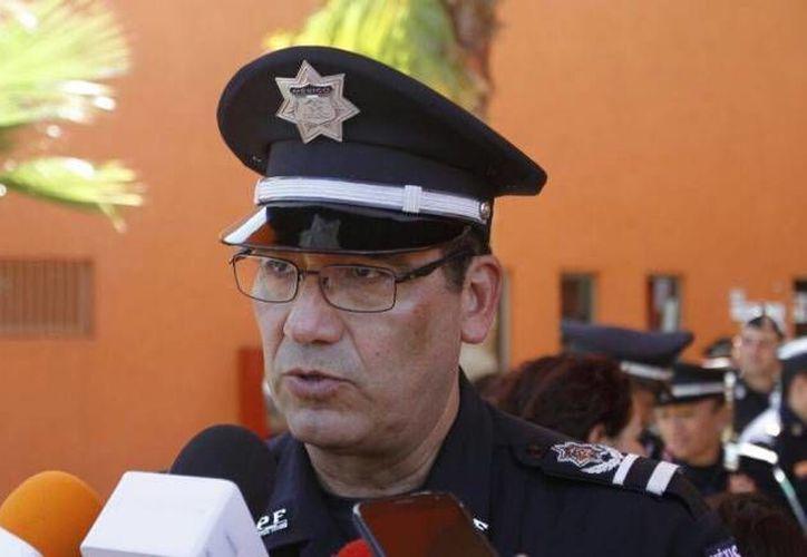 Roberto Rodríguez Rivero, coordinador estatal de la Policía Federal, descartó la presencia de cárteles de la delincuencia organizada en Yucatán. (Archivo/José Acosta/Milenio Novedades)