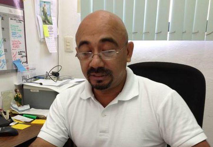 El visitador adjunto de la Cdheqroo en la isla, dijo que esperan quejas contra servidores públicos. (Lanrry Parra/SIPSE)