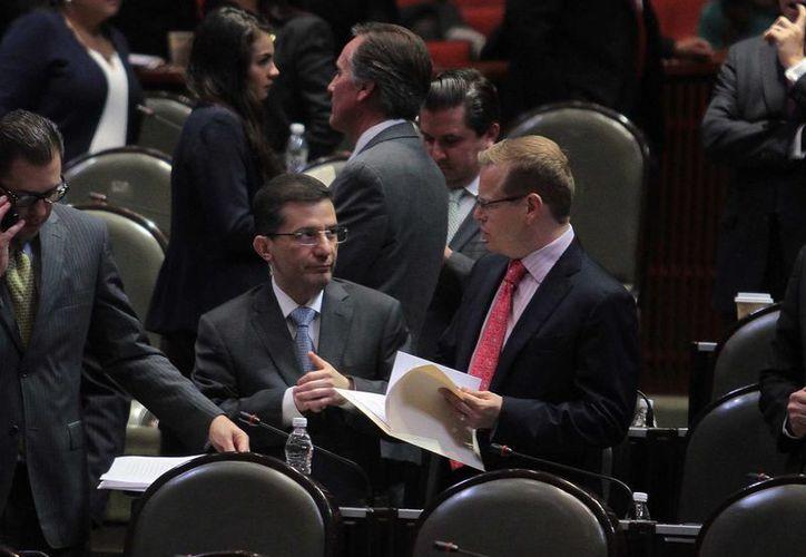 Los diputados aprobaron la creación de una Unidad de Responsabilidades que castigará la corrupción al interior de la CFE y Pemex. (Notimex)