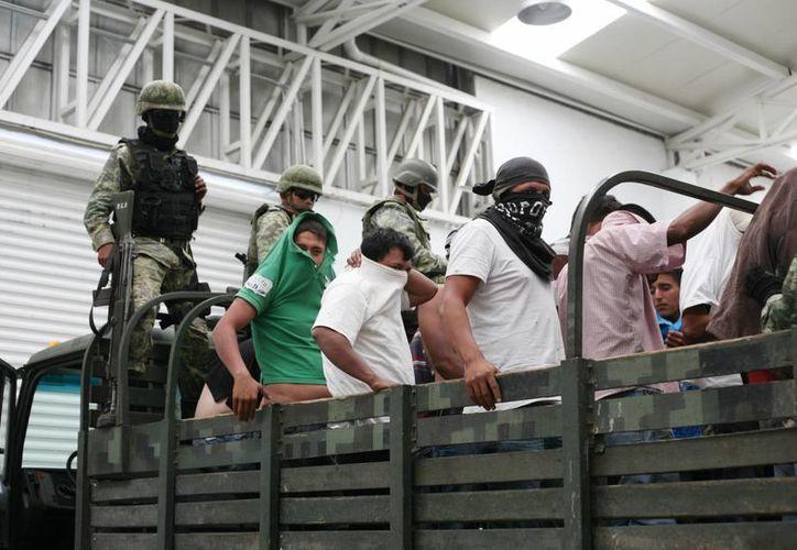Dicen luchar contra la violencia, los secuestros y las extorsiones. (Agencias)