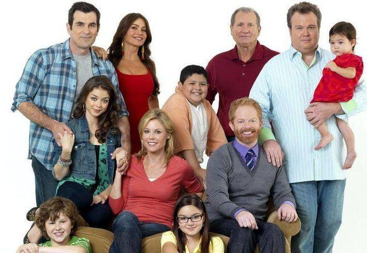 'Modern Family' es una de las series cómicas con mayor éxito. Ha ganado cinco Premios Emmy y un Golden Globe y este miércoles inicia su séptima temporada a través de un canal de paga. (Imagen tomada de www.avclub.com)