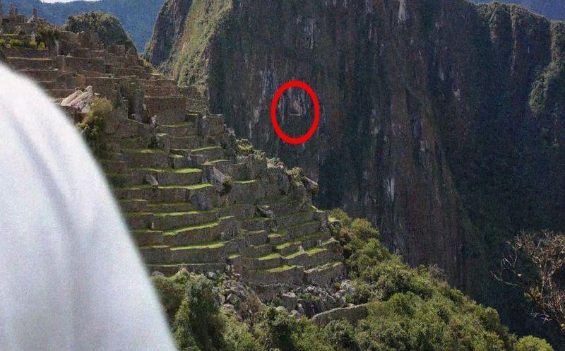 Supuesto OVNI es captado en Machu Picchu y se vuelve viral — Facebook