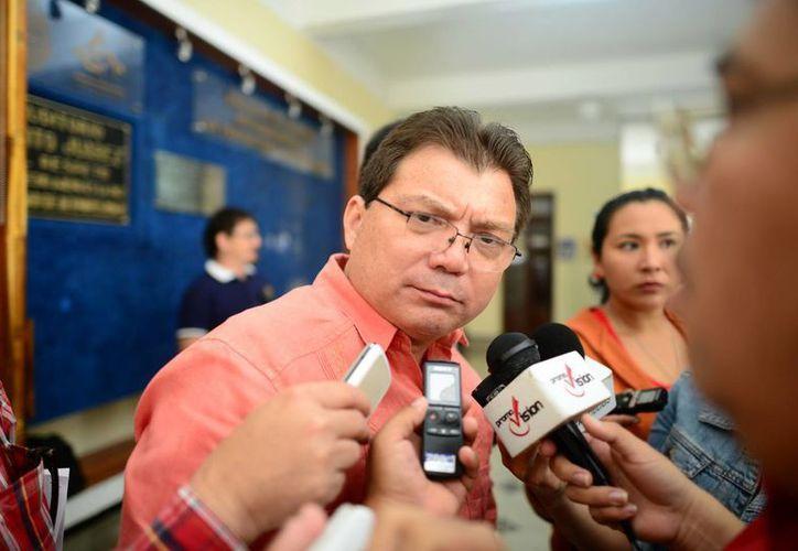 Mendoza Mézquita declaró que se espera que durante el 2014 el dengue vaya en aumento. (Milenio Novedades)