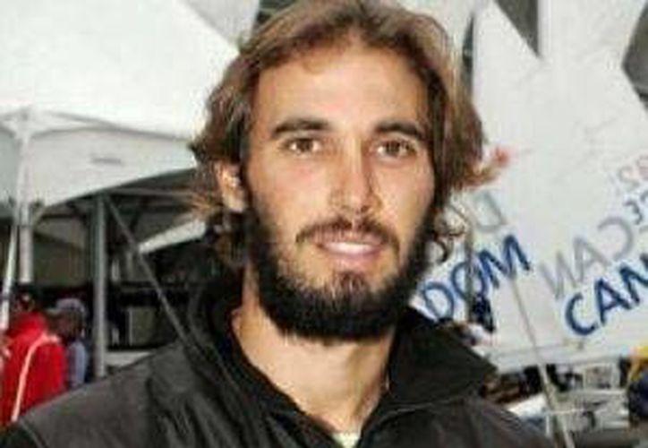 David Mier quiere unirse a Demita Vega como los dos únicos mexicanos en competir en velerismo en Juegos Panamericanos del año próximo. (Milenio Novedades)