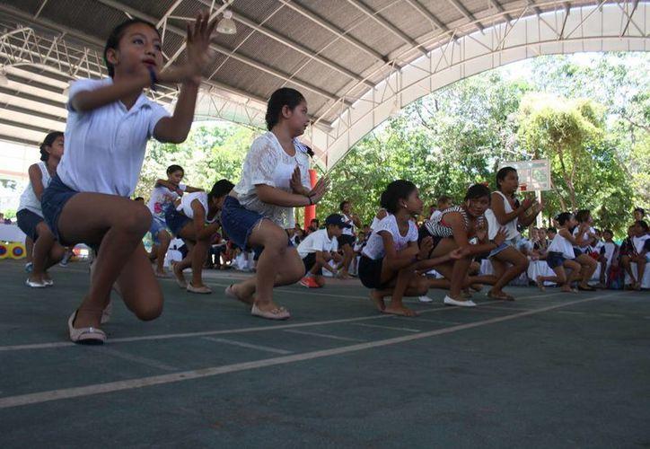 Los cursos de verano en Tulum cerraron con buenos resultados. (Sara Cauich/SIPSE)