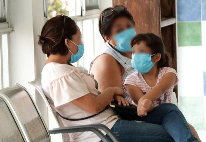 Autoridades advierten: repuntará la influenza en las próximas dos semanas. (Milenio Novedades)