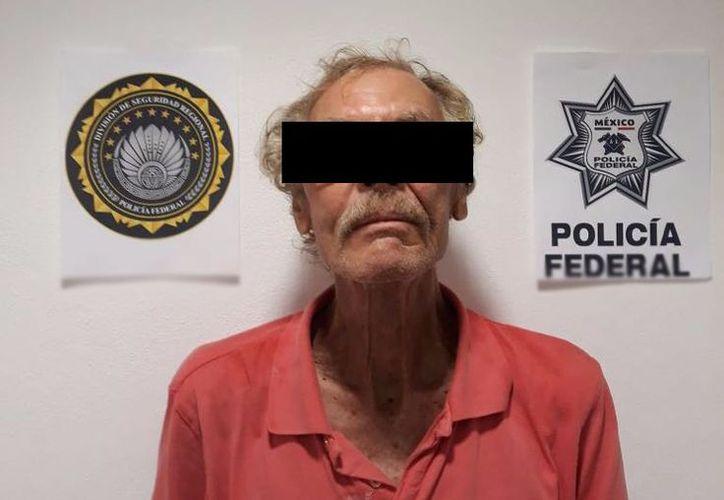 La Policía Federal detuvo a sujeto acusado de explotación a menores. (Archivo/SIPSE).