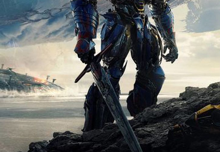 La cinta Transformers: El último caballero se estrenará en la pantalla grande el próximo mes de junio. (Agencias/AP)