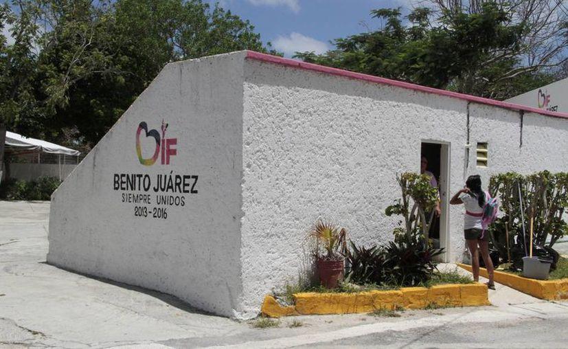 El sistema DIF en Benito Juárez también atiende casos de abandono de menores de edad en sus hogares. (Tomás Álvarez/SIPSE)