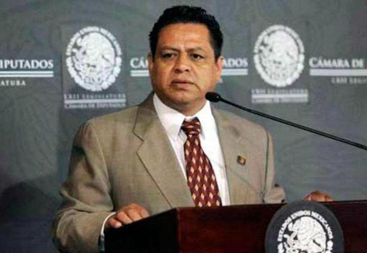 Raúl Gómez Ramírez, diputado federal, integrante de la bancada panista, falleció víctima de las heridas que sufrió en una accidente automovilístico. (Archivo/El imparcial)