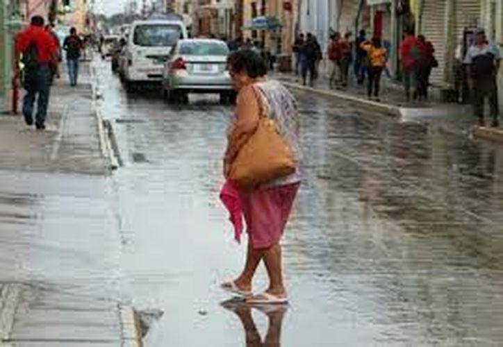Para el sábado disminuirá de manera importante el potencial para precipitaciones en los tres estados de la Península de Yucatán. (SIPSE)