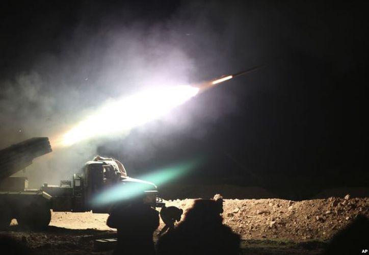 Movilizan militares estadounidenses en Siria. (voanoticias.com)