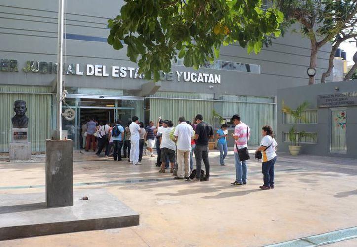 La percepción de los habitantes de Yucatán sugiere que el desempeño del Poder Judicial es el óptimo en cuanto a democracia e impartición de justicia en el Estado. (SIPSE)