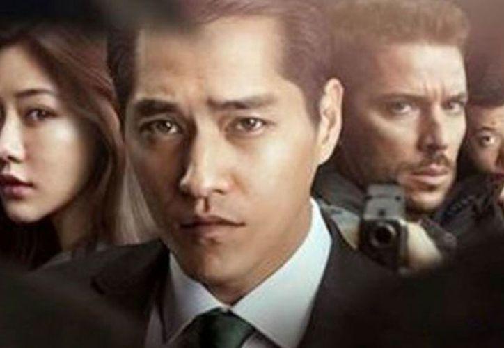 La película, adaptada de una serie dramática estadounidense, gira entorno a una pareja china. (Contexto)
