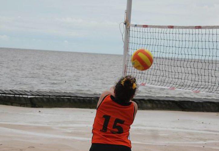Este deporte está recién instalado en la capital del estado. (Miguel Maldonado/SIPSE)