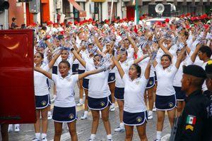 Mérida vive la Revolución en sus calles