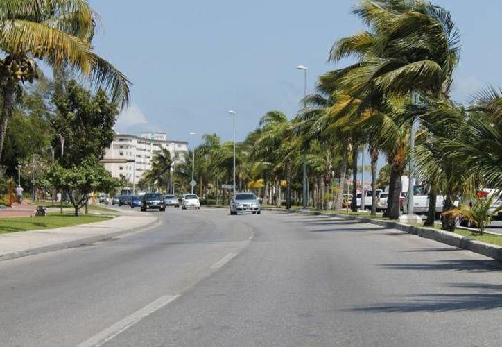 Las obras en el bulevar Kukulcán iniciarán en los próximos días y se estima que concluyan a finales de diciembre. (Archivo/SIPSE)