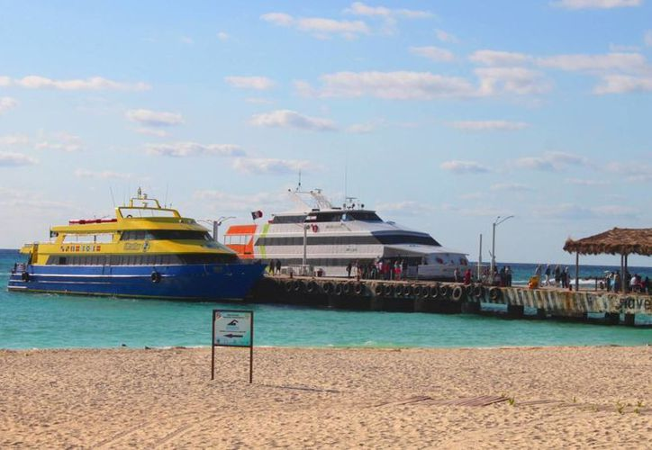El inicio de operaciones de Barcos México requiere la ampliación del muelle 'Navega'. (Daniel Pacheco/SIPSE)