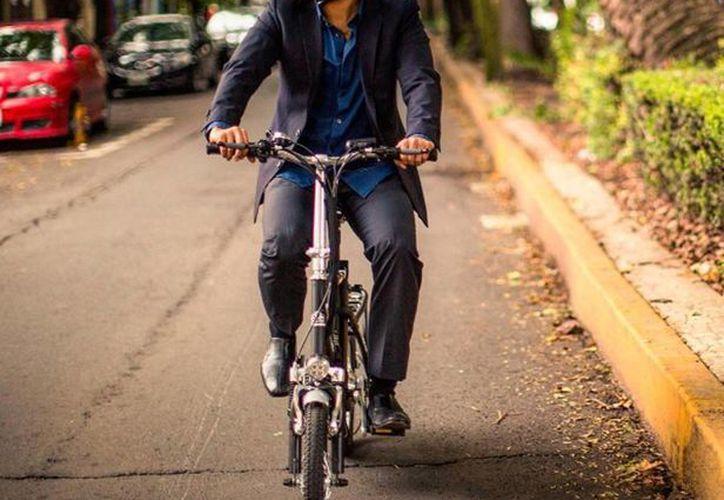 Mantener una bicicleta eléctrica cuesta menos del 10 por ciento de lo que cuesta mantener un vehículo. (instagram.com/electrobikemx)