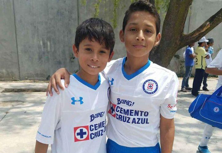 Jorge Nakamura y Esteban Anca convencieron a los entrenadores. (Miguel Maldonado/SIPSE)