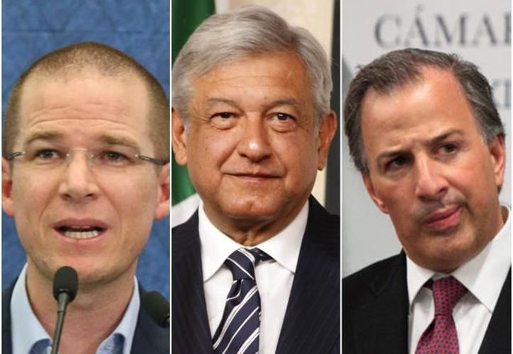 El próximo 11 de febrero termina la precampaña de los aspirantes a la Presidencia de la República. (Alternancia Digital)