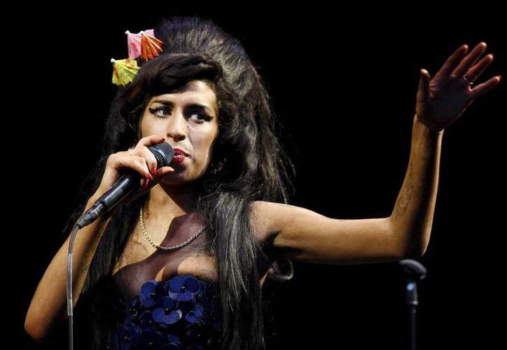 """Winehouse fue definida por los críticos como """"la reina del soul"""". (EFE)"""
