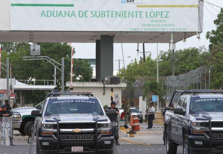 Quintanarroenses pueden ahora permanecer en Belice por tres días libremente. (SIPSE)