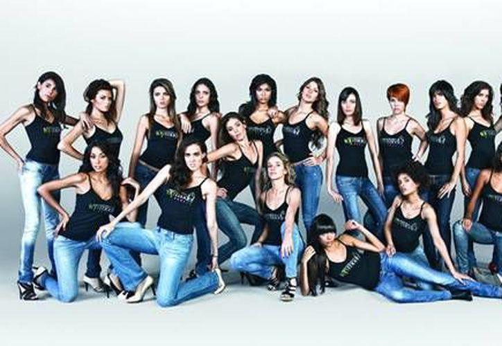 Las jóvenes aspirantes a modelos deberán presentarse el sábado 17 de mayo para realizar el  casting. (Foto de Contexto/Internet)