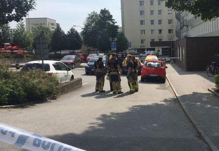 Una persona de la tercera edad cometió por equivocación el accidente. (Foto: Contexto/Internet).